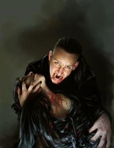 hiiii... ternyata Vampire itu benar-benar ada....