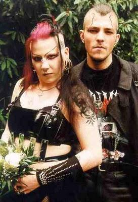 Manuela Ruda & Daniel Vampire Psikopat