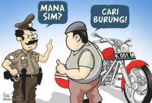 Sandi-Sandi Polisi