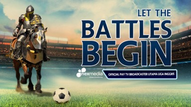 Promo Liga Inggris di NexMedia. (NexMedia)