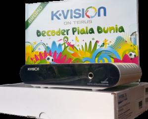 K Vision Murah